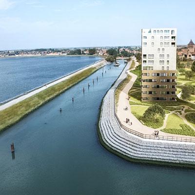 Oostendes nieuwe dijk