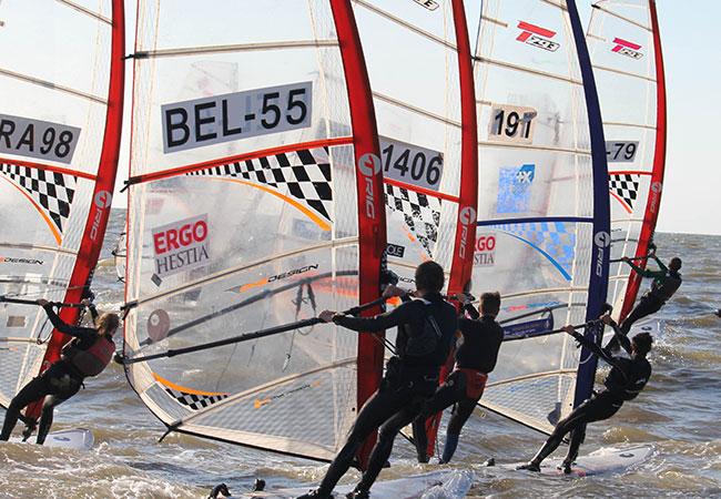 North Sea Cup 2016 windsurf