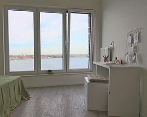 Residentie Waterweelde modelappartement