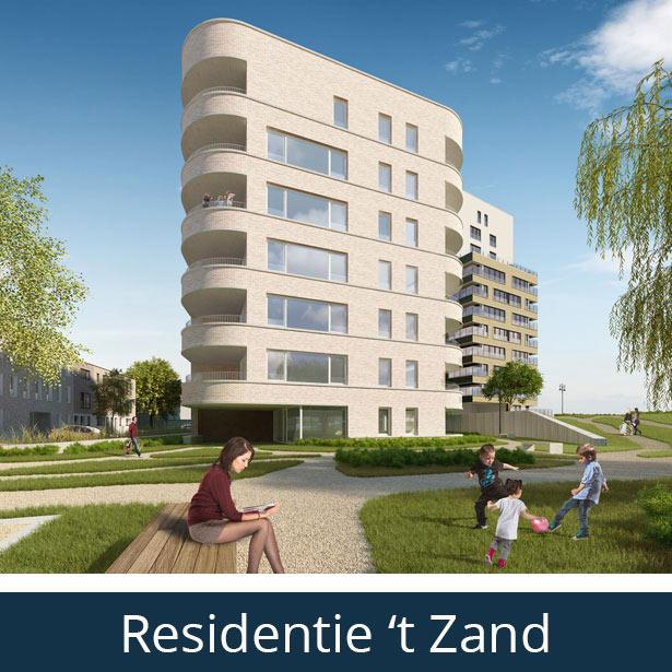residentie 't Zand Bredene